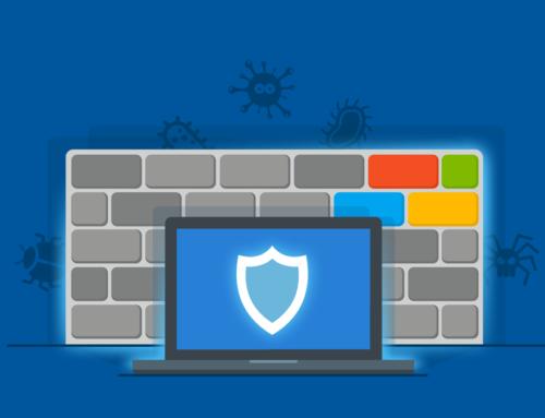 قرار دادن برنامه در فایروال ویندوز 10